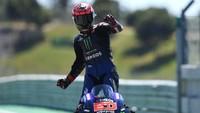 Klasemen MotoGP 2021: Quartararo Kembali Teratas