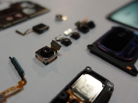 Xiaomi bongkar jeroan Redmi Note 10 Series