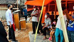 Jokowi Beri Rp 50 Juta Untuk Rumah Rusak Berat Akibat Gempa Malang