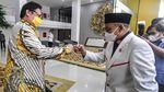Momen Presiden PKS Bertemu Ketua Umum Golkar