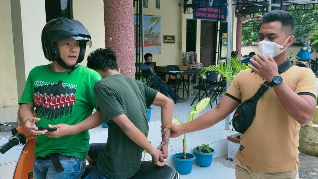 30 Menit Kabur, Tahanan Narkoba Ini Langsung Tertangkap