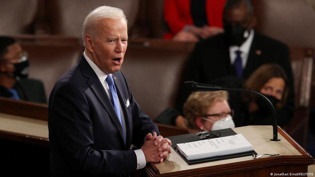 Biden: Israel Memiliki Hak Membela Diri!