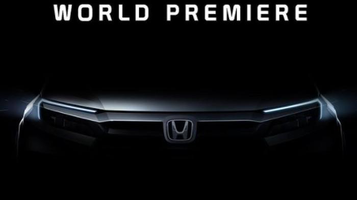teaser mobil baru Honda