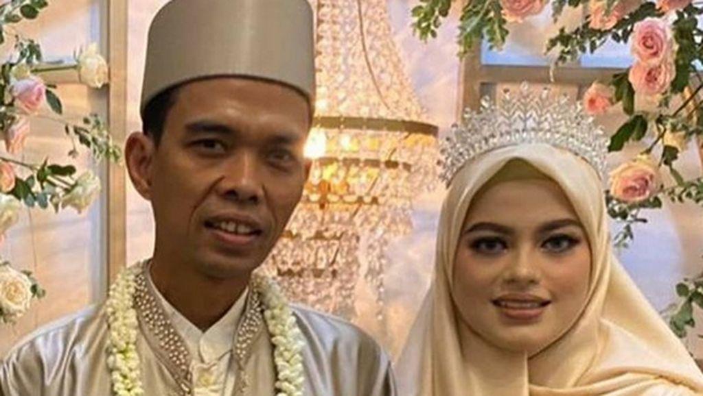 Penampilan Fatimah Berubah Usai Dinikahi Ustaz Abdul Somad