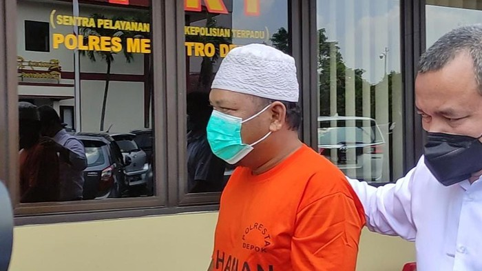 Ustaz Adam Ibrahim jadi tersangka hoax babi ngepet di Depok