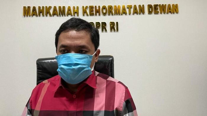 Wakil Ketua MKD DPR Habiburokhman