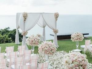 Buat Dekorasi Pernikahanmu Kian Berkesan dengan Pilihan Bunga Ini