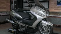 Yamaha Majesty, Skutik Bongsor Pendahulu Nmax Mejeng di Dealer