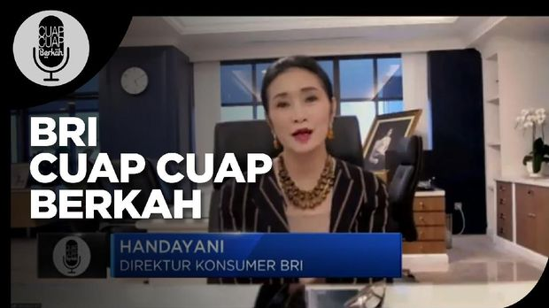 Yuk Nabung Keren di BRI Kala Pandemi(CNBC Indonesia TV)