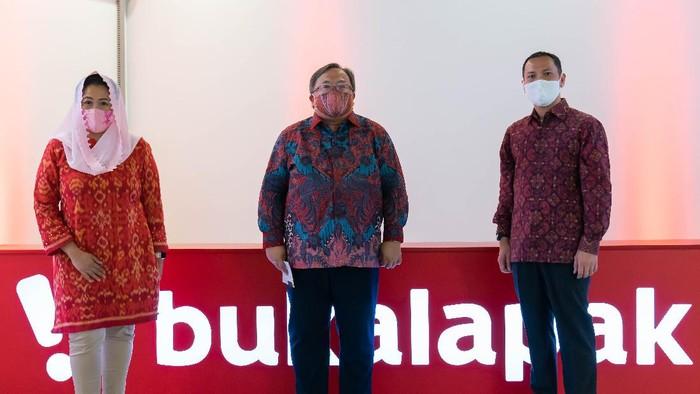Mantan Menristek Bambang Brodjonegoro jadi Komisaris Utama dan Yenny Wahid jadi Komisaris Bukalapak.