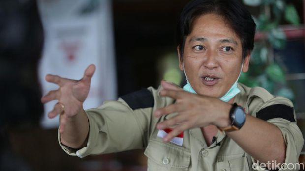 Dhanny Handoko, Dirut PT Bintang Raya Loka Lestari.