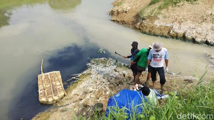 DLHK Karawang bantah sungai Citarum dan Cibeet tercemar