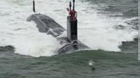 fotoinet kapal selam korea selatan