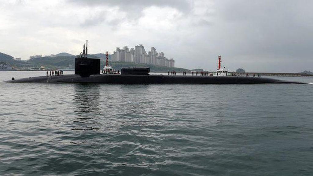 Pertama Kali, Korsel Sukses Uji Tembak Rudal Balistik dari Kapal Selam