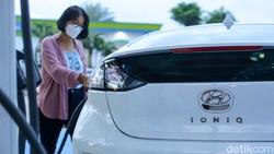 Bawa Mobil Listrik Nggak Khawatir Lagi, Bisa Dicas di Rest Area