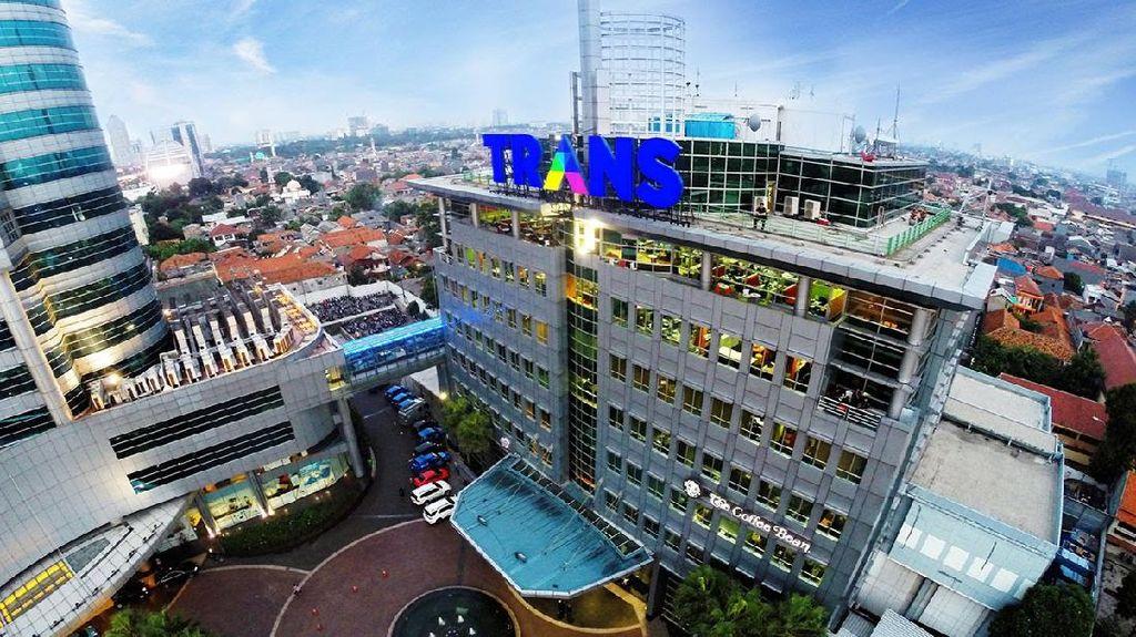 Dirut Trans TV-Trans7 Raih Best CEO Awards 2021 Employees Choice