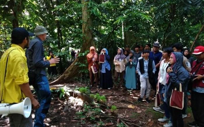 Hutan Biologi UGM Yogyakarta
