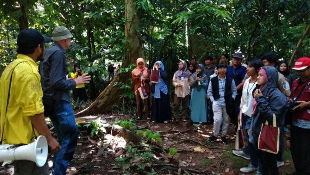 Wow! Ada Hutan 1,6 Hektare di Kampus UGM, Isinya Apa Aja Sih?