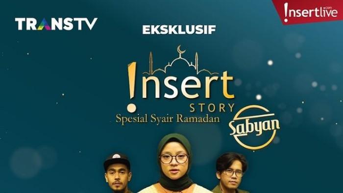 Insert Story Spesial Syair Ramadan Sabya