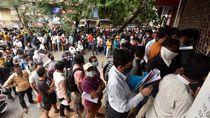 Jerman Kirim Alat Kesehatan untuk Hadapi Tsunami Corona di India