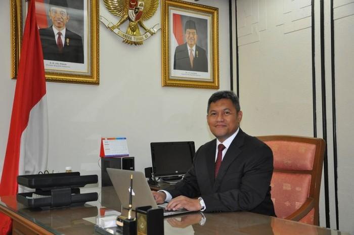 Ketua PII DKI, Priyatno Bambang Hernowo (Dok PII)
