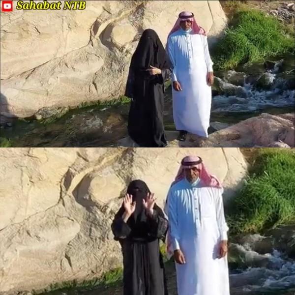 8 Foto TKW yang Jadi Jutawan Setelah Dinikahi Jenderal Arab Saudi