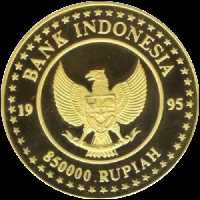 Koin Rp 850.000