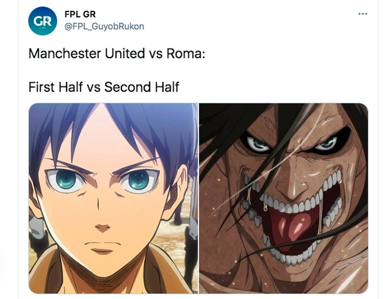 Meme MU Roma