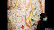 Pameran Kaligrafi Bertema Ramadhan Ini Bikin Hati Adem