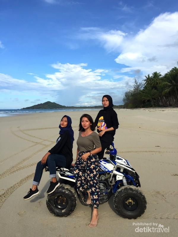 ATV Rent in Pantai Siangau