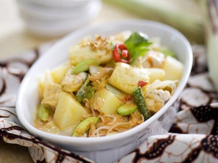 Kuliner Betawi Hasil Perpaduan Kuliner China, Belanda dan India