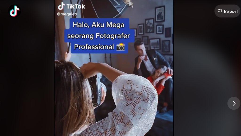 Viral Prewedding Tema Mafia di TikTok, Hasilnya Keren Abis!