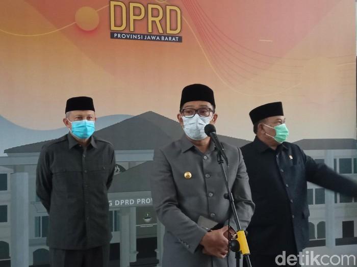Ridwan Kamil belum tahu soal aturan kepala daerah dapat THR