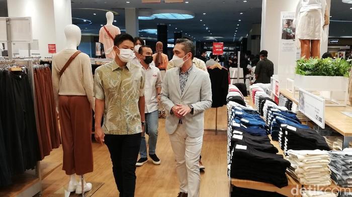 Rio Haryanto fokus ke bisnis saat vakum membalap.