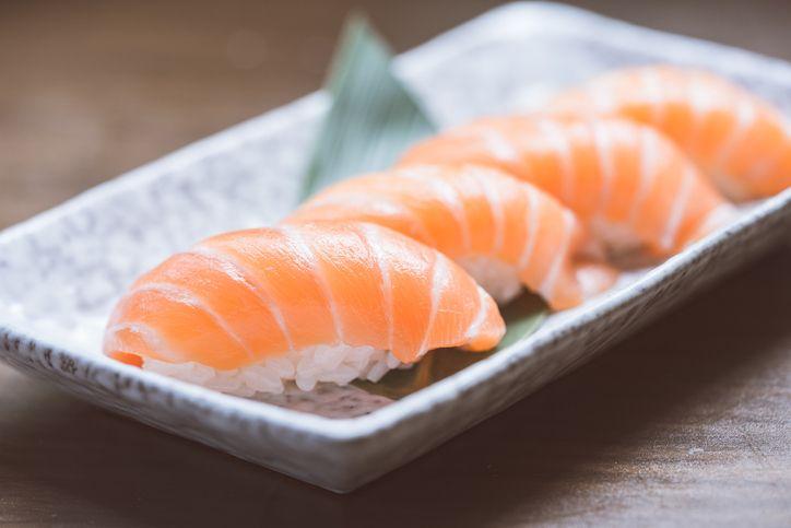 Sushi Masa Depan! Salmon untuk Sushi Ini Dipanen dari Bioreaktor
