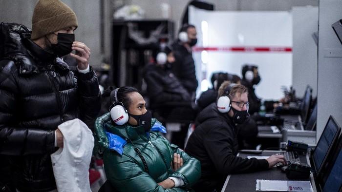 Sean Gelael tampil di 2021 FIA World Endurance Championship Spa Francorchamps 29th April - 1st May 2021  Photo: Drew Gibson