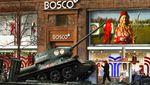 Tank Rusia Turun ke Jalan Jelang Parade Militer