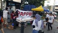 Aksi PAPPRI Bagikan Takjl Gratis di 10 Lokasi di Jakarta
