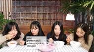 5 Orang Korea Cicip Es Buah hingga Es Pisang Ijo, Ini Komentarnya