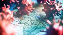 Makin Meledak-ledak! India Cetak Rekor 400 Ribu Lebih Kasus Harian COVID-19