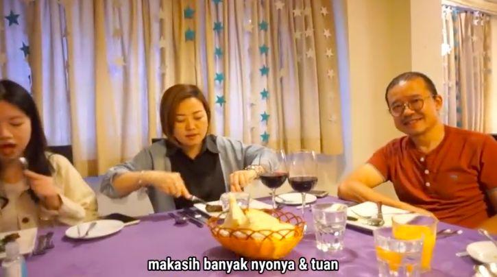 Dapat Majikan Royal, Ultah TKW di Hong Kong Ini Dirayakan di Resto Fine Dining
