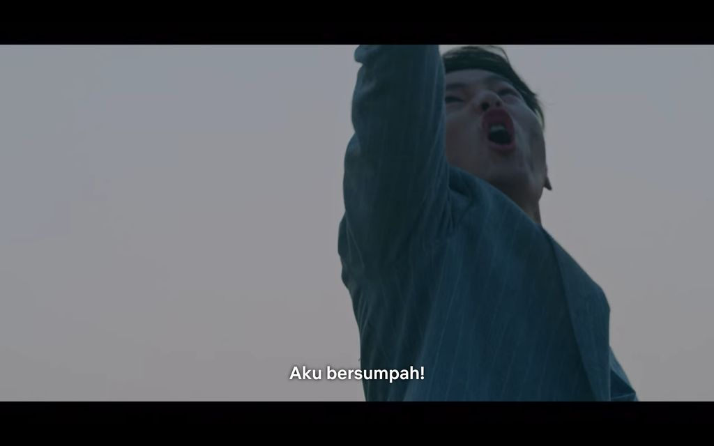 Deretan Bahasa Italia yang Diucapkan Song Joong Ki dalam drama Korea Vincenzo
