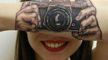 Kumpulan Seni Tato Unik Kreatif Bisa Jadi Inspirasi