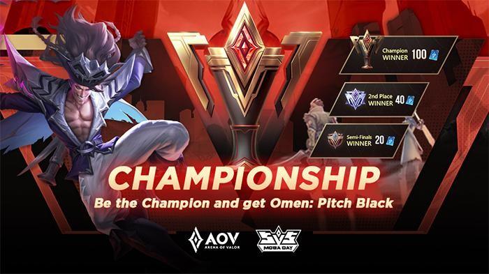 Hadirkan Mode Terbaru, Ini Penjelasan Detail Mengenai Mode Championship di AOV