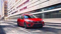 Honda Civic Generasi ke-11 Makin Kece