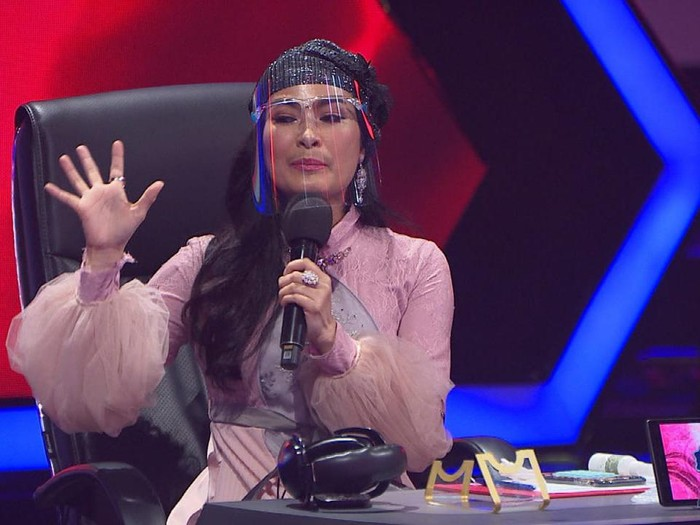 Iis Dahlia keluar dari voice of ramadhan