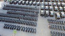 Intip Mobil Dinas Baru TNI AD: Mitsubishi Xpander hingga Toyota Land Cruiser