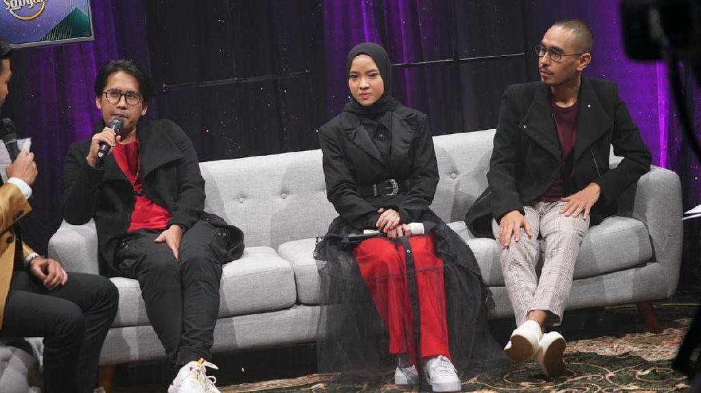 Nissa Sabyan Jawab Tudingan Hamil, Ayus Ikut Bicara