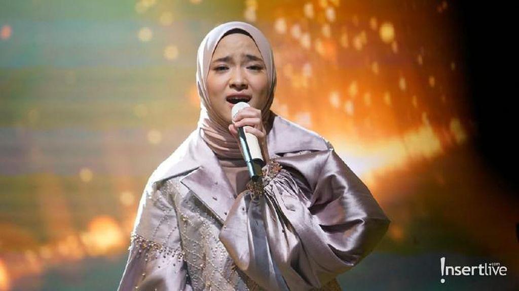 Reaksi Malu-malu Nissa Sabyan Nggak Suka, Nggak Like Viral