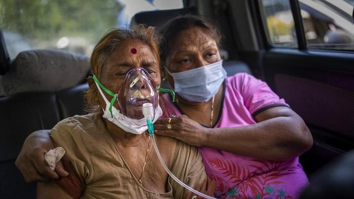 Penyebaran virus Corona di India terus mengganas. Bahkan pada Sabtu (1/5) ini, India mencatat lebih dari 400.000 kasus baru infeksi Corona dalam waktu 24 jam terakhir.